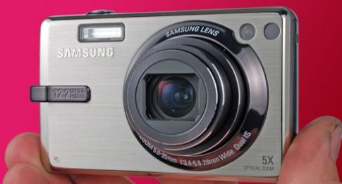 Máy ảnh thời trang Samsung SL820