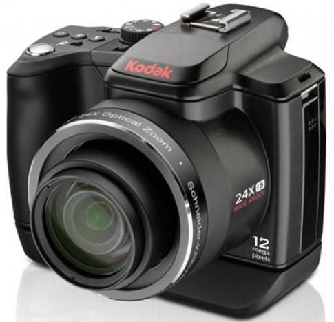 Máy ảnh zoom quang 24x của Kodak