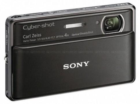 Máy compact cảm biến CMOS 16,2 'chấm' của Sony