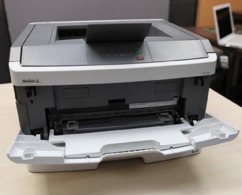 Máy in Dell 2230d bảo vệ môi trường giá 5 triệu