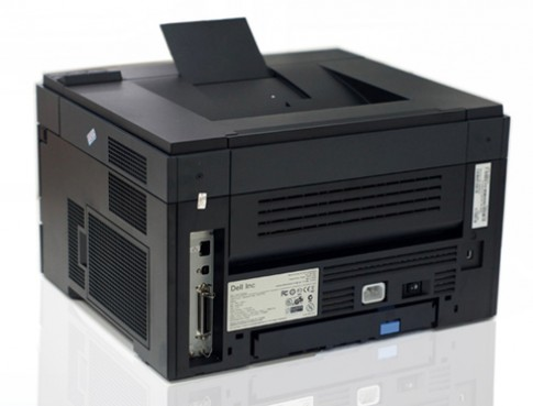 Máy in laser Dell 2350dn in nhiều hơn 16%