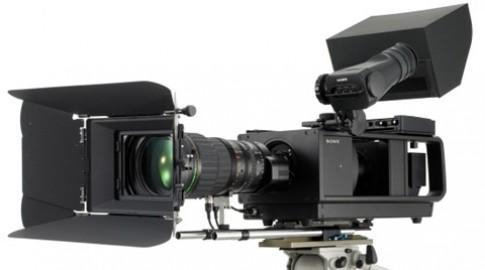 Máy quay 3D một ống kính của Sony