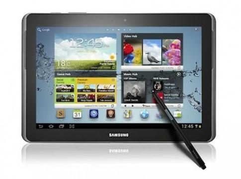 Máy tính bảng 12 inch của Samsung ra mắt vào tháng 10