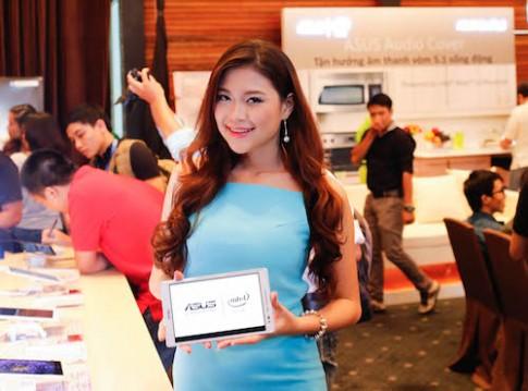 Máy tính bảng Asus ZenPad giá từ 3,2 triệu đồng