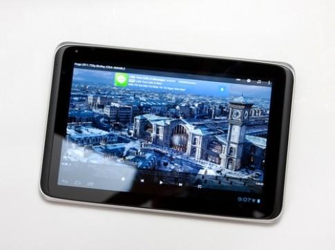 Máy tính bảng giá rẻ chạy Android 4.0