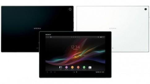 Máy tính bảng 'khủng' Xperia Tablet Z trình làng