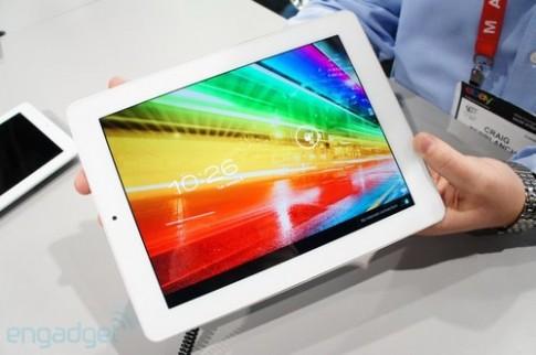 Máy tính bảng màn hình Retina của Archos giá 329 USD