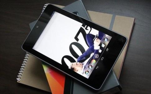 Máy tính bảng Nexus 7 sẽ ra mắt cùng Google Glass