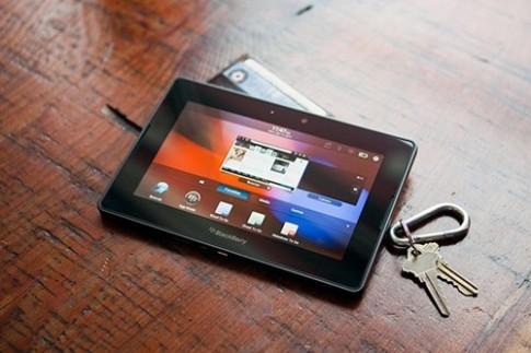Máy tính bảng PlayBook không được lên BlackBerry 10