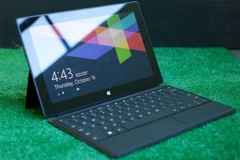 Máy tính bảng Surface 7 inch sẽđược bán cuối năm nay