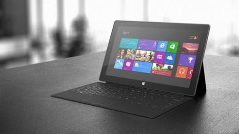 Máy tính bảng Surface sẽ được bán thêm tại nhiều nước