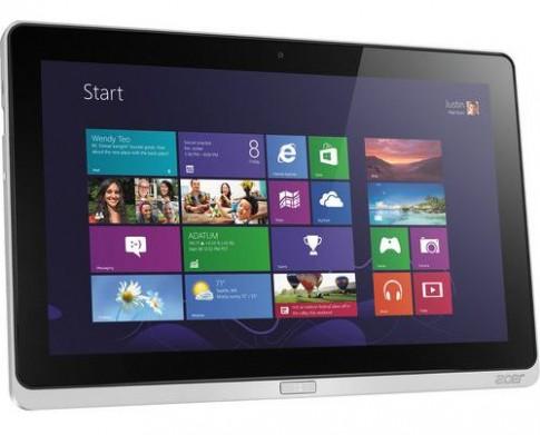 Máy tính bảng Windows 8 màn hình Retina của Acer
