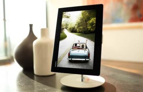 Máy tính bảng Xperia Tablet Z chống nước, màn hình Full HD