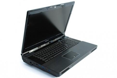 Máy tính xách tay đầu tiên có ổ cứng 6 TB