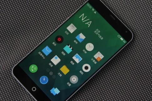 Meizu ra điện thoại giống hệt mô hình iPhone 6
