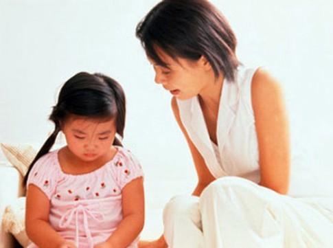 Mẹo chối khéo không làm bé khóc