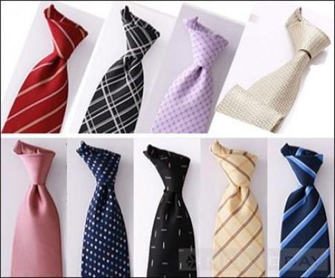 Mẹo thời trang: Giữ cho cà vạt luôn đẹp