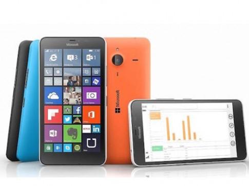 Microsoft có thể sẽ không sản xuất smartphone 5 inch