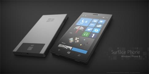 Microsoft đang âm thầm phát triển Surface Phone