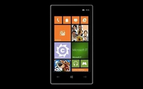 Microsoft đang sản xuất điện thoại ở châu Á