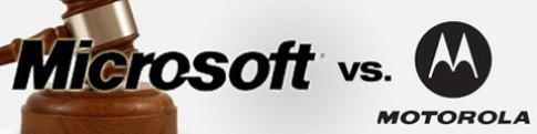 Microsoft kiện Motorola vi phạm bằng sáng chế