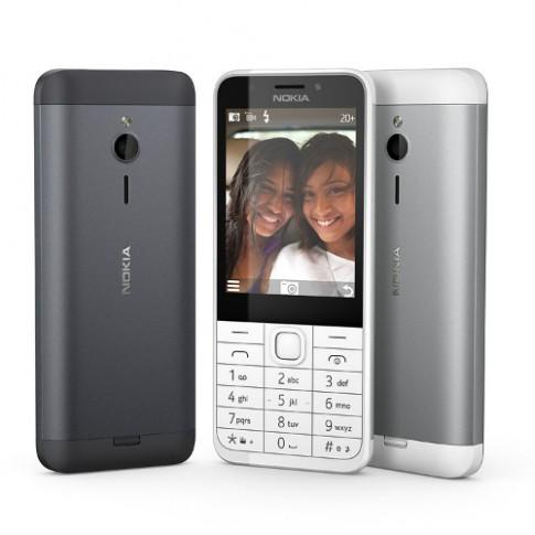 Microsoft ra điện thoại Nokia 230 vỏ nhôm giá 55 USD