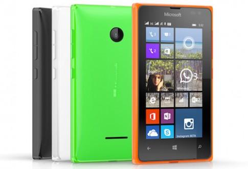 Microsoft ra Lumia 435 với giá chỉ 80 USD