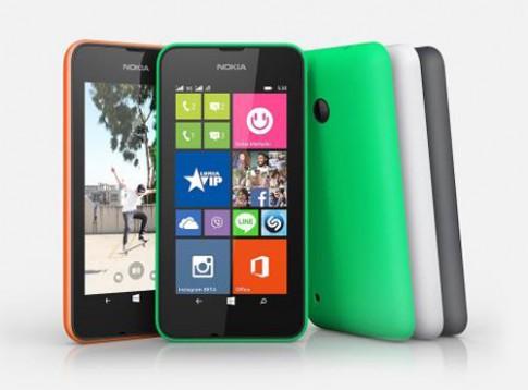 Microsoft ra mắt smartphone Lumia 530 dành cho sinh viên