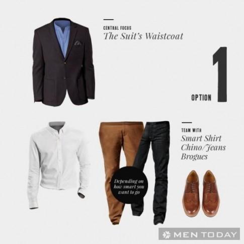 Mix đồ nam đa phong cách cùng trang phục cơ bản (P3)