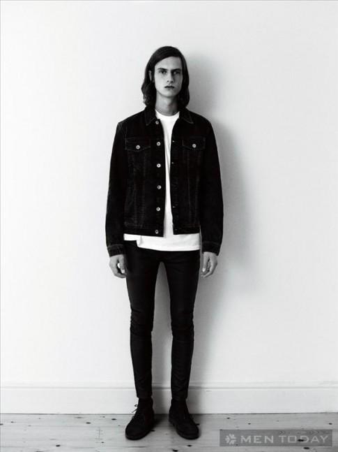 Mix đồ nam đa phong cách với skinny jeans từ Topman