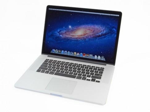 'Mổ bụng' MacBook Pro 2012