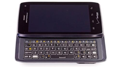 'Mổ bụng' Motorola Droid 4