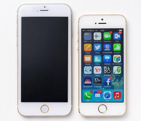Mô hình iPhone 6 và linh kiện