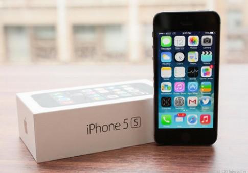 'Mở hộp' bộ đôi iPhone 5S và 5C