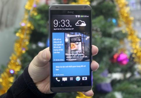 Mở hộp Desire 700 - bản sao 2 SIM của HTC One