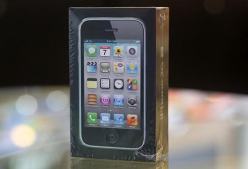 'Mở hộp' iPhone 3GS phiên bản 2012
