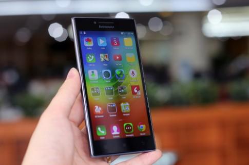 Mở hộp Lenovo P70 - smartphone pin chờ 1,5 tháng