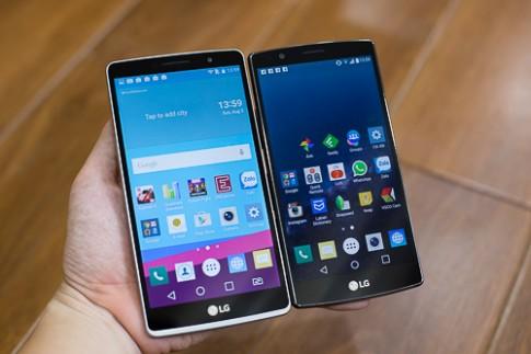 Mở hộp LG G4 Stylus - phablet 2 sim hỗ trợ bút cảm ứng