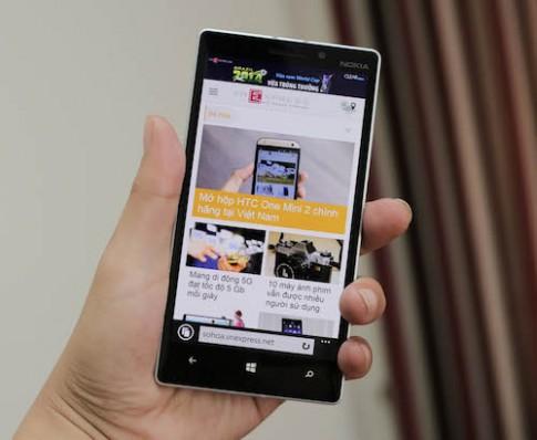 Mo hop Lumia 930 chinh hang tai Viet Nam