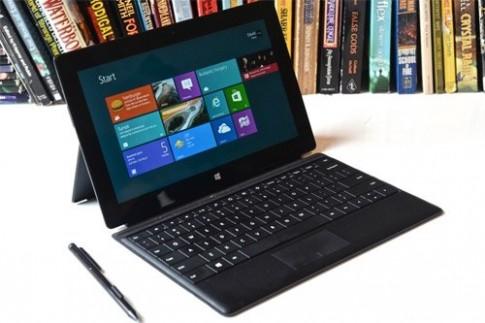 Mở hộp máy tính bảng Surface Pro