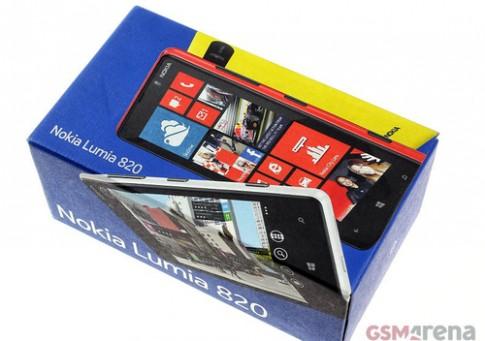 'Mở hộp' Nokia Lumia 920