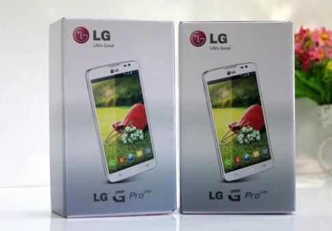 'Mở hộp' phablet Android 5,5 inch giá 6 triệu đồng của LG