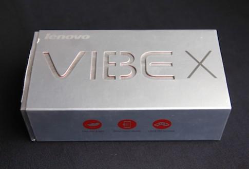 Mở hộp Vibe X - smartphone siêu mỏng của Lenovo