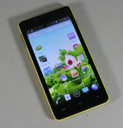 Mobell Nova F - smartphone 5 inch đa sắc màu giá rẻ