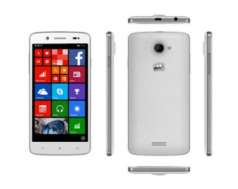 Mobell ra mắt smartphone chạy Windows Phone 8.1