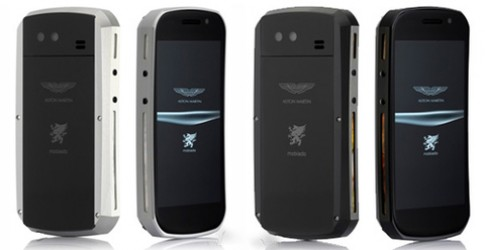 Mobiado ra Grand Touch Aston Martin
