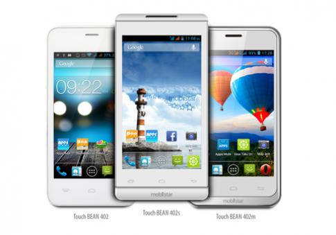 Mobiistar ra mắt smartphone mới thuộc series 402