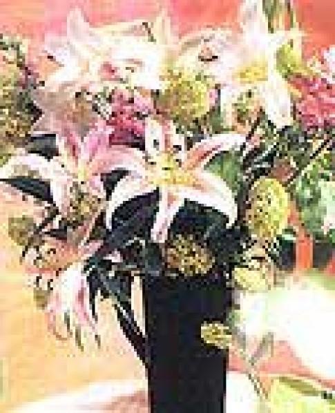 Một số cách để hoa ly bền đẹp
