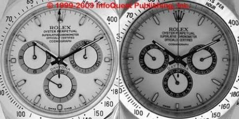 Một số cách phân biệt đồng hồ Rolex thật và giả