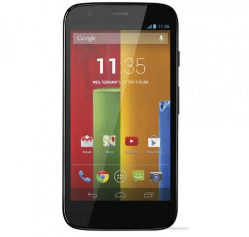 Một số hình ảnh về Motorola Moto G